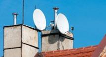 Prodej a montáž satelitů