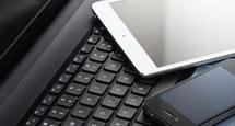 Servis mobilních telefonů, tabletů, notebooků a stolních počítačů