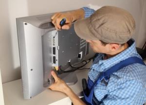Opravy televizorů
